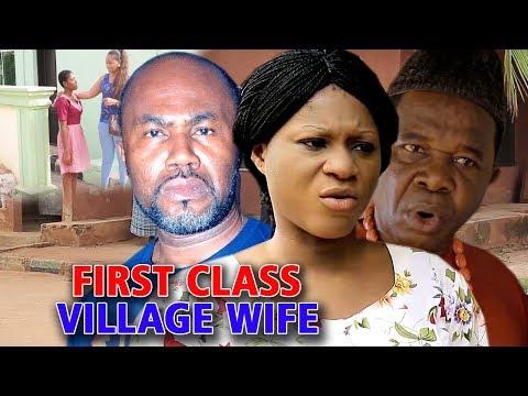 First Class Village Wife Season 3 & 4 - ( Destiny Etiko ) 2019 Latest Nigerian Movie