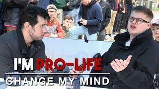 I'm Pro-Life (4th Edition) | Change My Mind