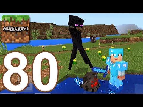 Minecraft: Pocket Edition – Gameplay Walkthrough Part 80 – Survival (iOS, Android)