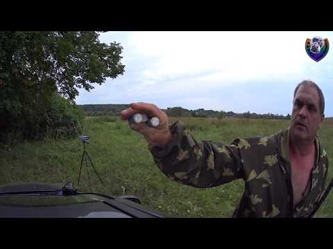 Отстрел пороха сокол через хронограф.   Shooting gunpowder falcon through Chronograph