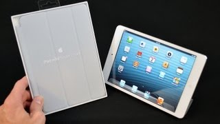 Apple iPad mini Smart Cover: Review