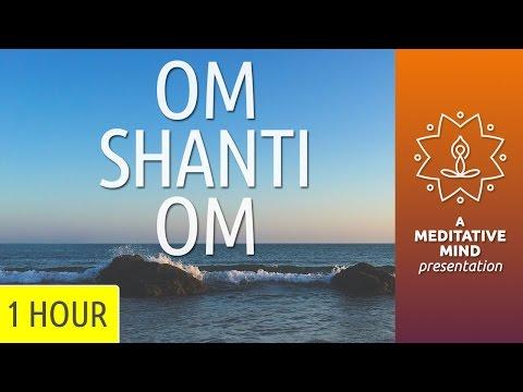 PEACE MANTRA | Om Shanti Om @ 432Hz (видео)