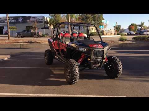 2018 Polaris RZR XP 4 1000 EPS in Murrieta, California