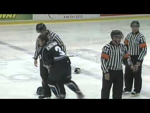 Jan Kostalek vs. Xavier Ouellet