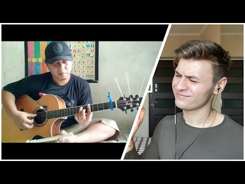 First Time REACTION to Alip Ba Ta - My Heart Will Go On - Celine Dion (fingerstyle cover)