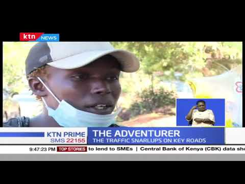 The Adventurer: The sheer determination and tactics hawkers use to survive in Nairobi CBD