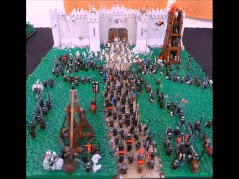 LEGO Ausstellung Mondsee 2012 in Österreich