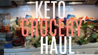 CLEAN KETO ON A BUDGET - ALDI Grocery Haul
