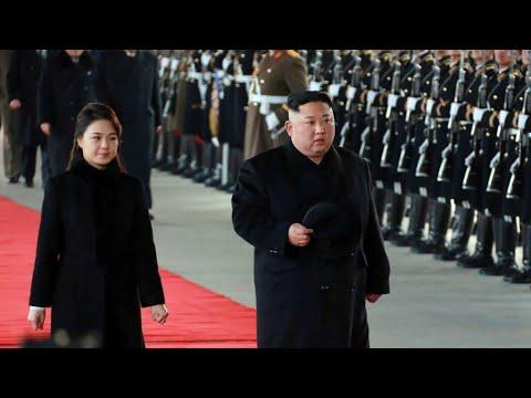 , title : 'North Korea's Kim Jong-Un makes surprise visit to China'
