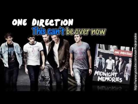 DIANA ( One Direction )  Karaoke Instrumental ♪