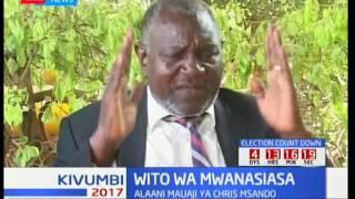 Mbunge Peris Tobiko ataka IEBC waheshimiwe