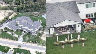 Kylie Jenner Hosts Massive Kardashian Easter Egg Hunt Party At Hidden Hills Home