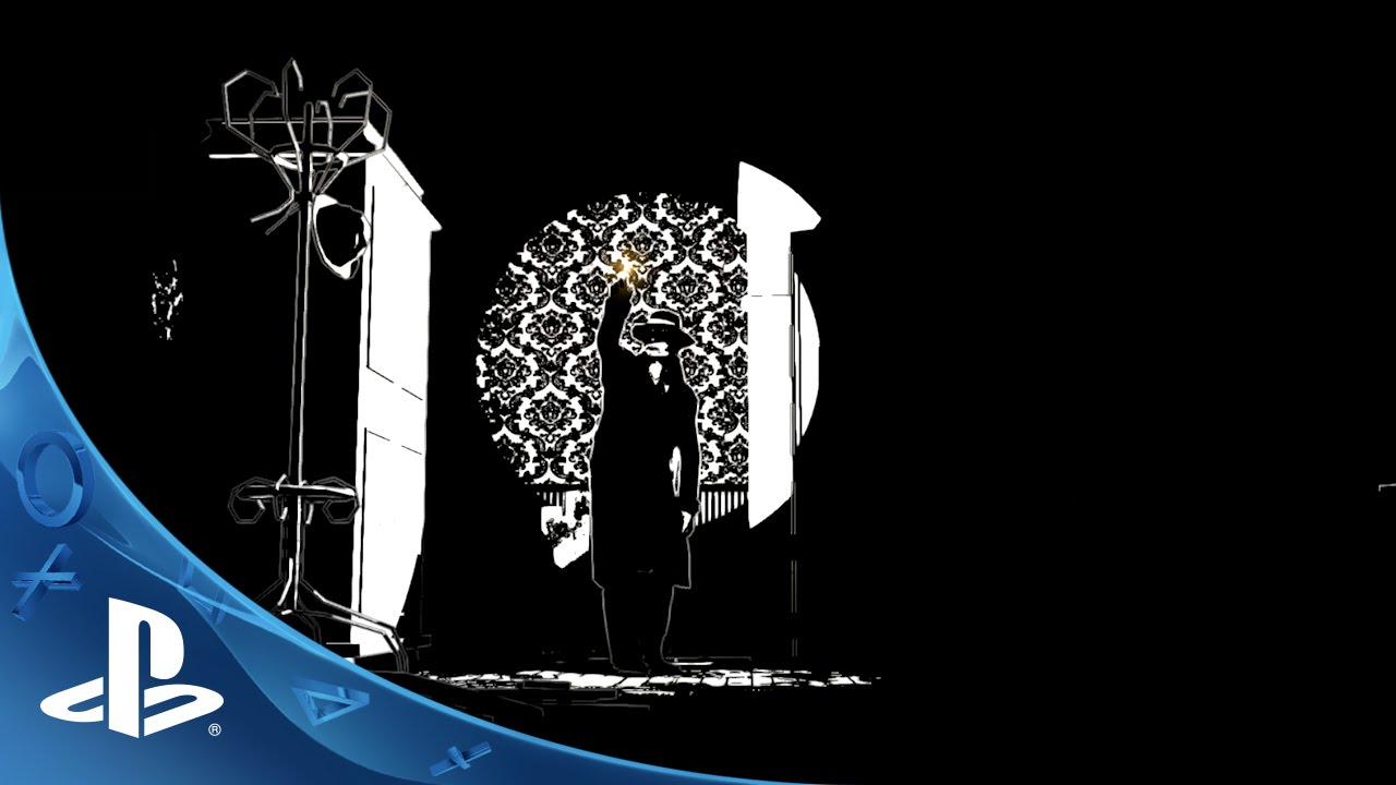 Noir Horror Game White Night Coming to PS4 on March 3rd