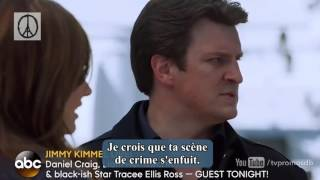 Castle 8x08 'Mr & Mrs Castle' Promo ABC vostfr