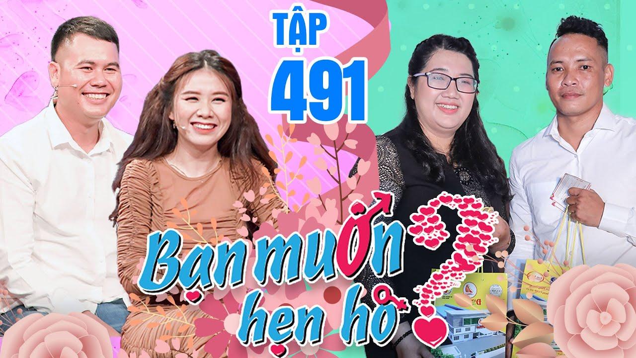 BẠN MUỐN HẸN HÒ #491 | Hotgirl Gia Lai ba vòng BỎNG MẮT bén duyên cùng thánh dừa Thanh Hóa 😍