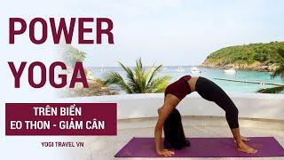 Power Yoga trên biển