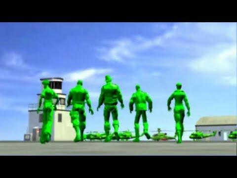 Army Men: Air Attack 2 - Cutscene #3