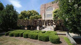 Purdue University On Campus