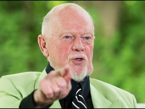 COACH'S CORNER SPECIAL: Don Cherry sets the record straight on his future