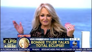 "Bonnie Tyler - To Perform ""Total Eclipse Of The Heart"" (Oasis Of The Sea)"
