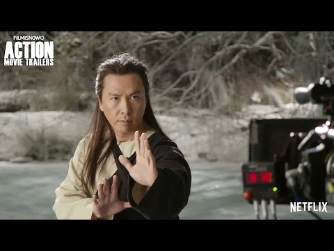 Download Donnie Yen In Crouching Tiger, Hidden Dragon: Sword Of Destiny - Action Featurette + Trailer [HD] HD Mp4 3GP Video and MP3
