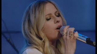 Gambar cover Avril Lavigne Head Above Water Live with Kelly and Ryan 2019