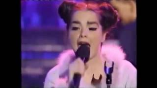 The Sugarcubes - Hit - Live @ The Arsenio Hall Show, USA, (1992) [Remastered]