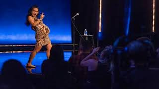 Pregnant Ali Wong Tackles Breastfeeding, Babies & Paid Maternity Leave in New Netflix Special - Video Youtube