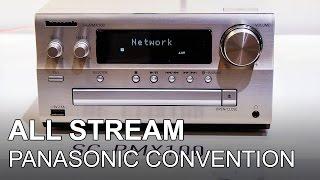 Panasonic All Multiroom Audio System - So funktioniert's! [Video]