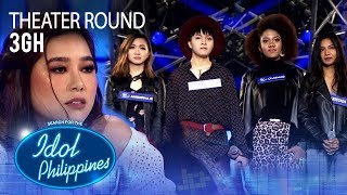 """3GH sings """"Try"""" at Theater Round 