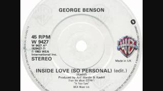 George Benson - Inside Love (So Personal)