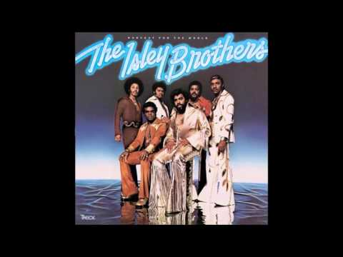 THE ISLEY BROTHERS - HARVEST FOR THE WORLD - J ski Extended