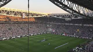 Ювентус Гимн (Juventus-Lazio) 14.10.2017г.