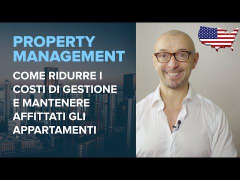 Property management: Ecco quanto e come guadagnare perfezionando la gestione degli immobili