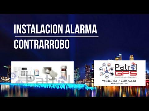 Alarmas Contra Robo - Patrol GPS