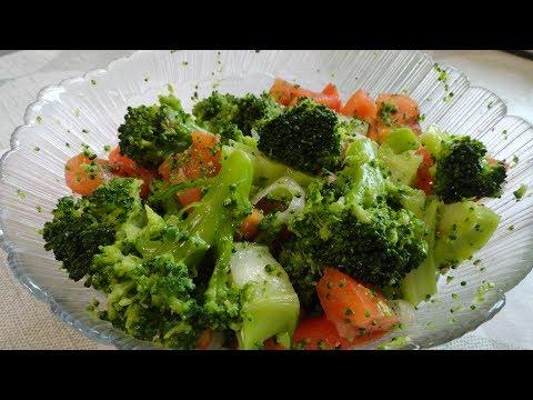 Салат из брокколи/Просто и вкусно!/Broccoli salad