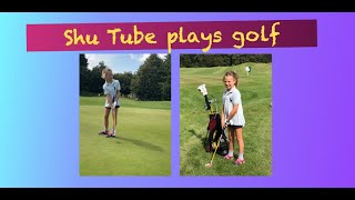 Summer Golf Fun  | What age to start golf? | Kids Golf Clubs | Learning to play golf at Horsham Golf