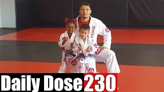 TRAW PUKES AND LAREE' IS A BEAST!!! -  #DailyDose Ep.230 | #G1GB