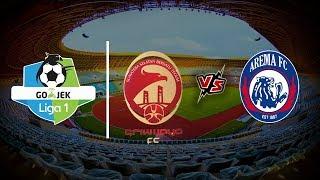 Hasil Pertandingan Liga 1, Arema FC Raih Kemenangan di Kandang Sriwijaya FC