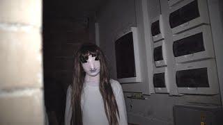 Смотреть онлайн Пранк: Девочка-призрак в темноте