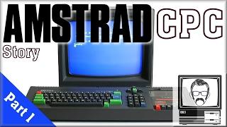 Amstrad CPC Story | Nostalgia Nerd
