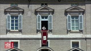 Assunzione, il Papa all'Angelus: scegliamo la grandezza del cielo