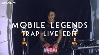 Mobile Legends Soundtrack | Launchpad Trap Live Remix By Dimas M