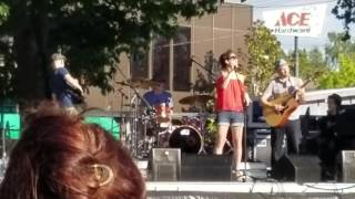 Shameless - Ani DiFranco cover by Wicked Shimmy at Magnolia Summerfest