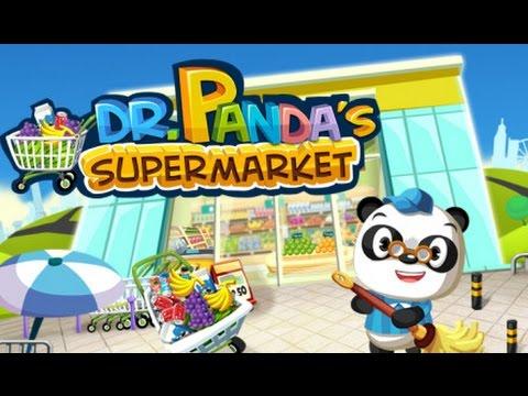 Video of Dr. Panda Supermarket