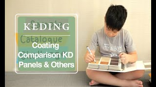 Coating Comparison KD Panels & Others(图)