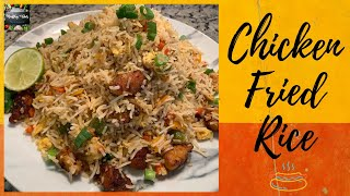 Chicken Fried Rice | Restaurant Style Fried Rice | Indian Street Food