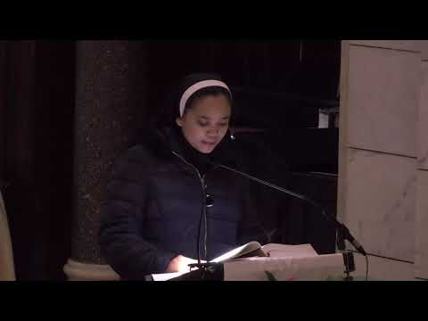 Messe du 2 février 2021 à Notre-Dame de la Garde