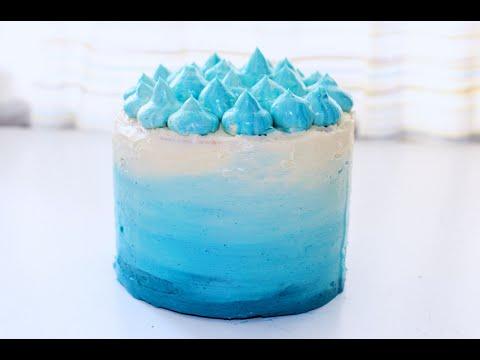 Торт Омбре / Ombre Cake
