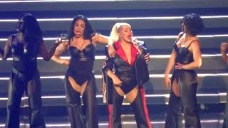 Christina Aguilera - Can't Hold Us Down - LIVE in Las Vegas 2018-10-27